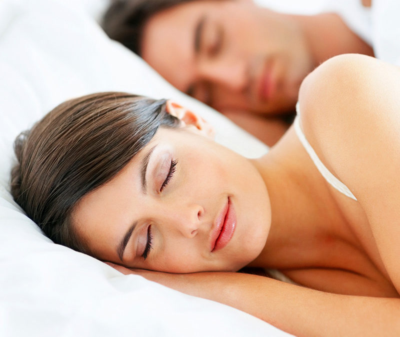 Sleep well to look and feel younger and more beautiful